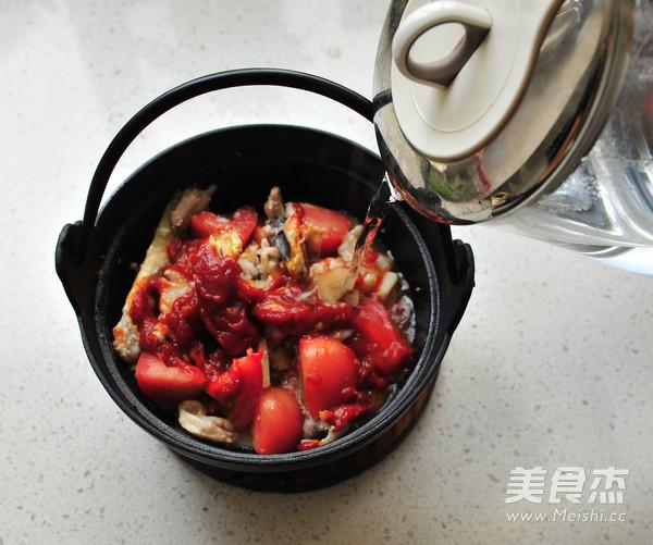 番茄鱼锅怎样煮