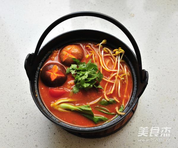 番茄鱼锅怎样炖