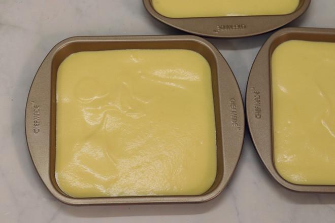 海苔肉松咸奶油蛋糕怎么煮