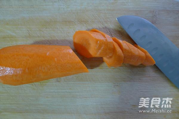 胡萝卜黑麦机车八爪鱼面包的做法大全