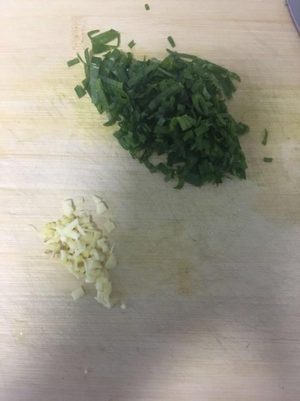 猪肝炒辣椒的家常做法