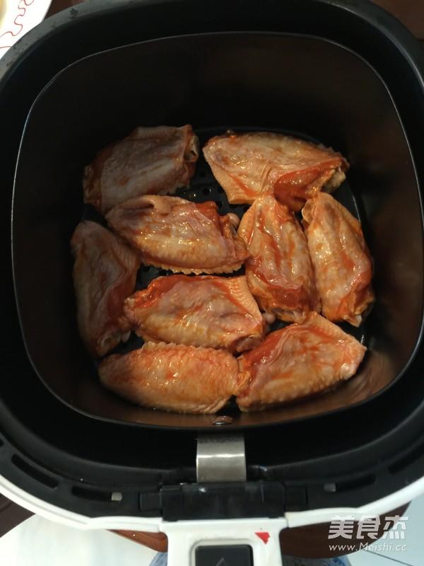奥尔良鸡翅的简单做法