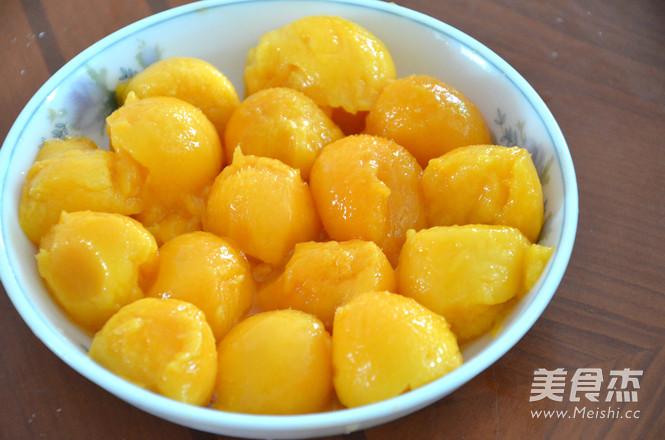 彩色糯米糍怎么吃