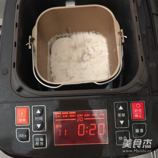 椰蓉面包卷的家常做法