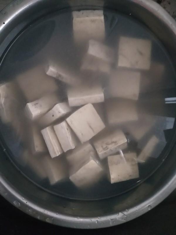家常油炸臭豆腐的做法大全