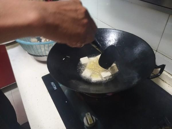 家常油炸臭豆腐的家常做法