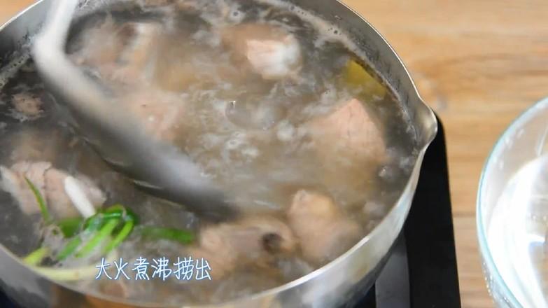 排骨山药汤的简单做法