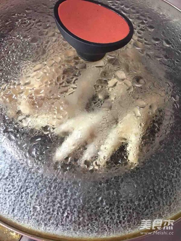 卤鸡爪的简单做法