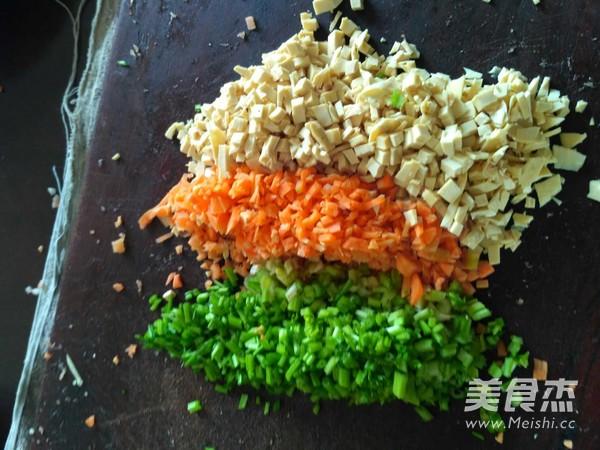 脆皮煎饺的家常做法