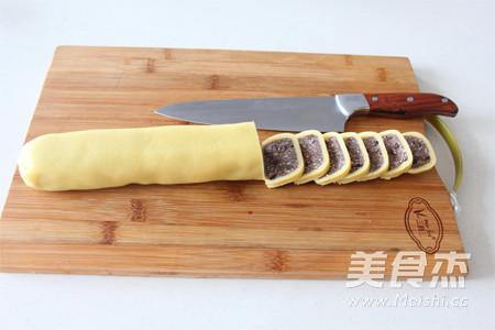 朗姆葡萄椰蓉饼干的制作方法