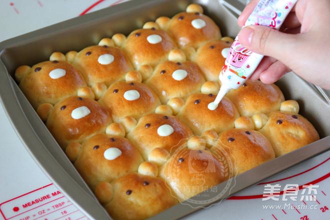 小熊挤挤面包怎样煮