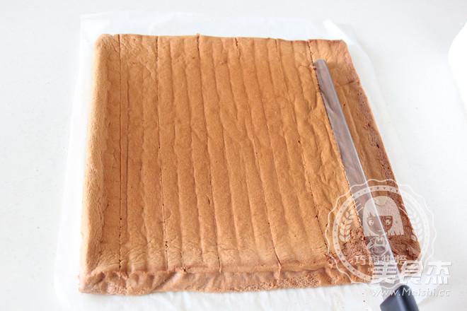 蛋糕卷怎样炒