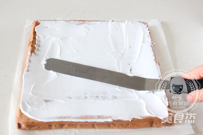 蛋糕卷怎样煮