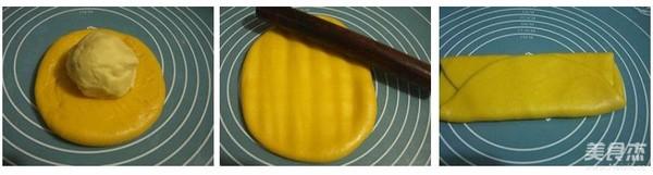 黄金豆沙酥的家常做法