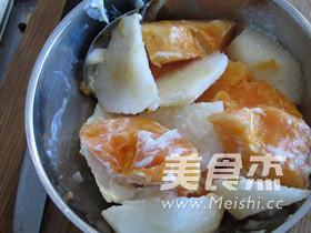 红豆木瓜香甜沙拉怎么炒