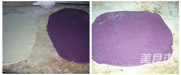 紫薯花卷的家常做法