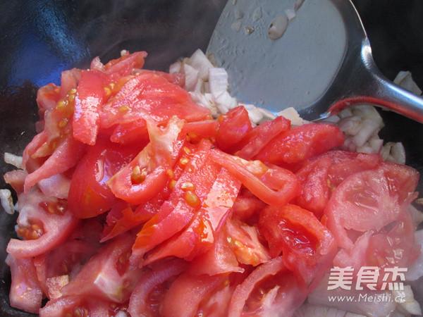 茄汁牛腩炖土豆怎么吃