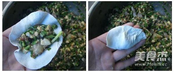 肉三鲜饺子怎么煮