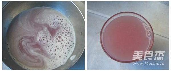 石榴汁怎么吃