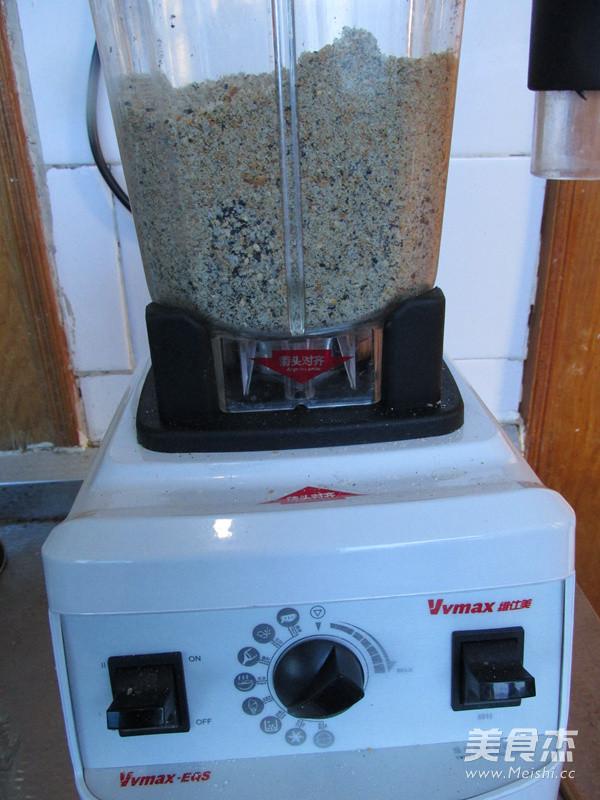 自制五谷豆浆粉怎么煮