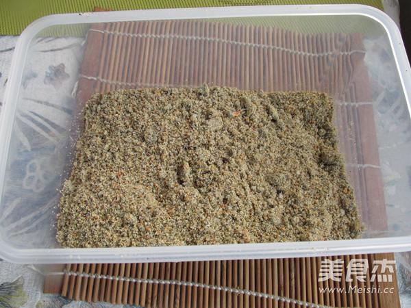 自制五谷豆浆粉怎么煸