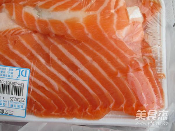 柠香三文鱼的做法大全