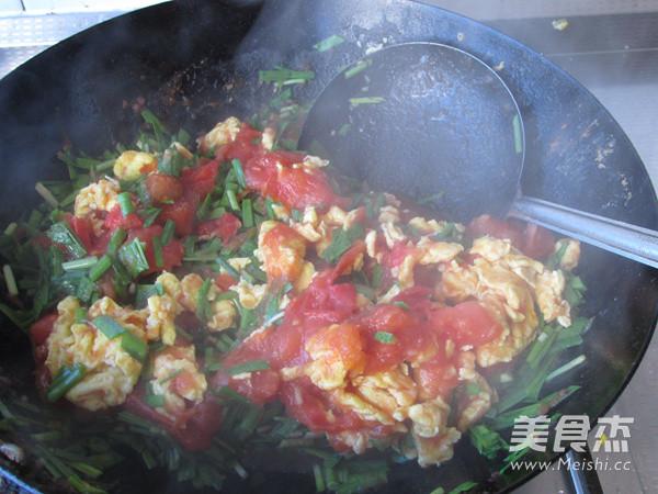 西红柿鸡蛋拌胡萝卜面怎样煮