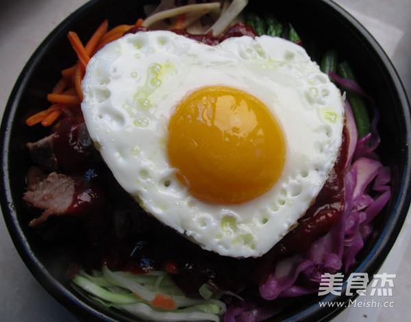 石锅拌饭怎样炒
