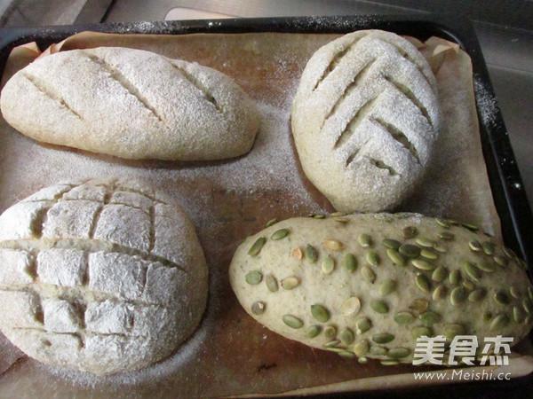 南瓜子面包怎么煸