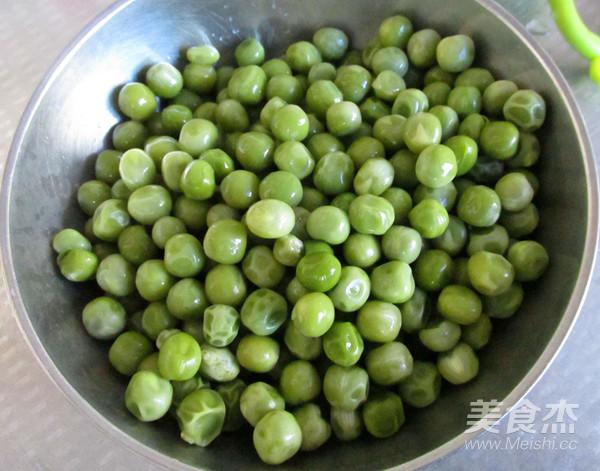 连翘豌豆糊的简单做法