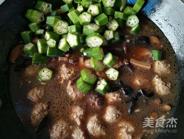 大酱汤汆丸子怎样煮