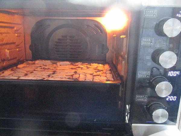 烤香菇干怎样煸
