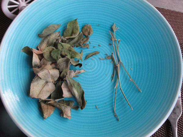 花椒叶碎的简单做法