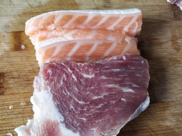 三文鱼牛肉米饭堡的做法大全