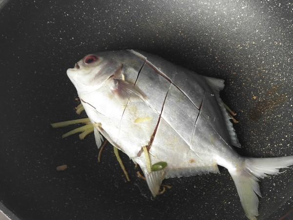 红烧金鲳鱼怎么吃