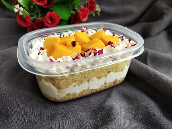 玫瑰香盒子蛋糕怎样煮