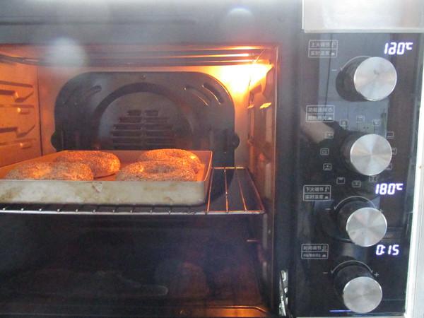 汤种藜麦面包圈的制作方法