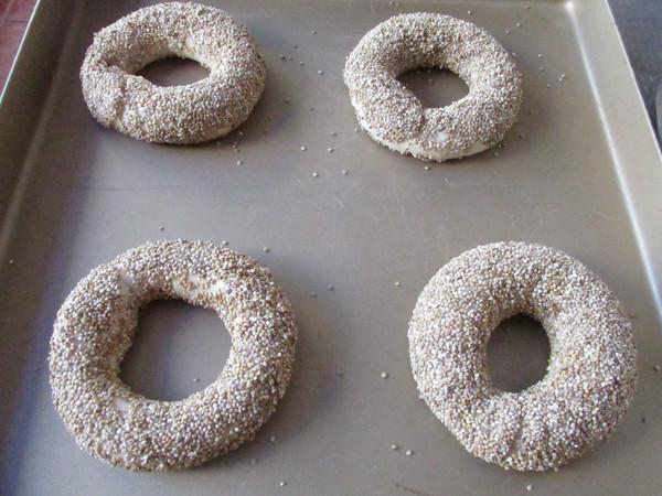 汤种藜麦面包圈怎样炖