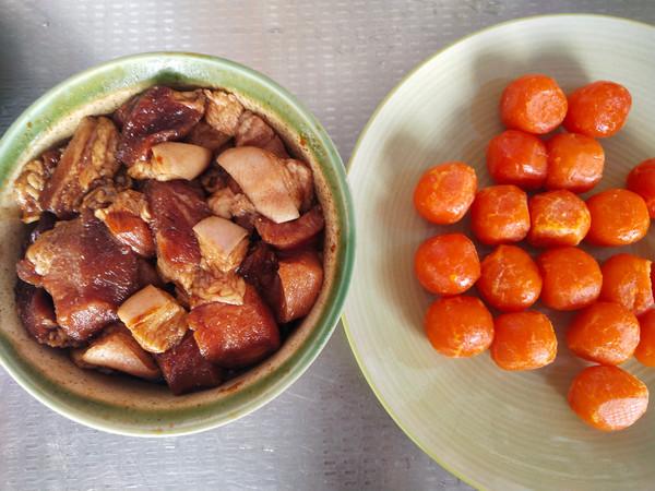 咸蛋黄鲜肉粽的做法图解
