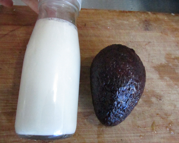 牛油果奶昔的做法大全
