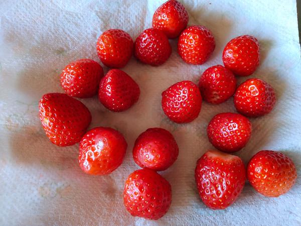 草莓大福的家常做法