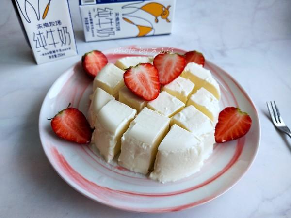 豆腐块酸奶的步骤