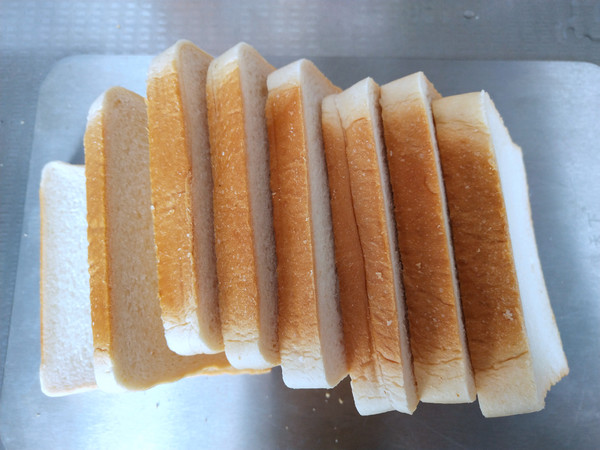 双味三明治的步骤