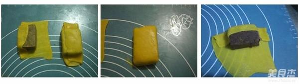 黄金豆沙酥怎么吃