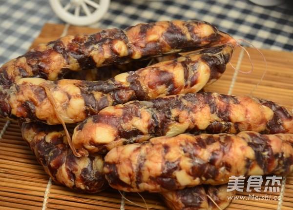 广式腊肠的制作方法