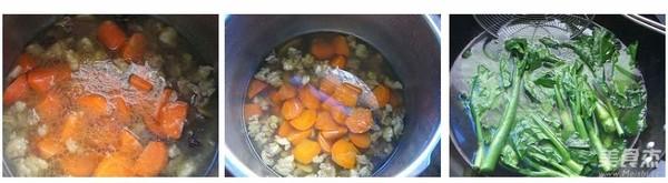 胡萝卜炖牛腩的家常做法