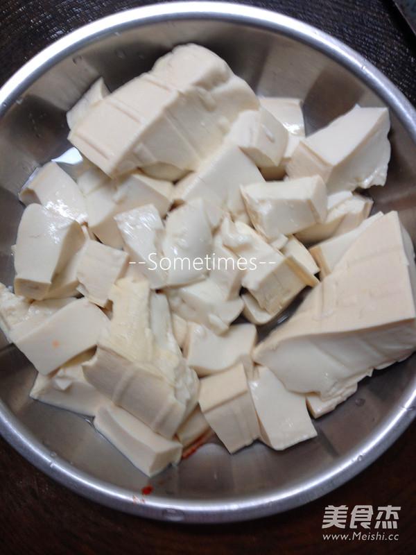 泡菜金针菇肥牛豆腐煲怎么做