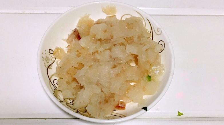 翡翠鳕鱼粥 宝宝辅食食谱怎么做