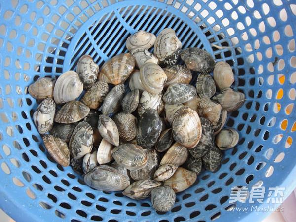 剁椒炒蛤蜊的做法大全