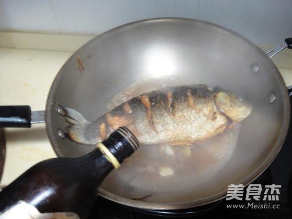 葱烤鲫鱼怎么煮